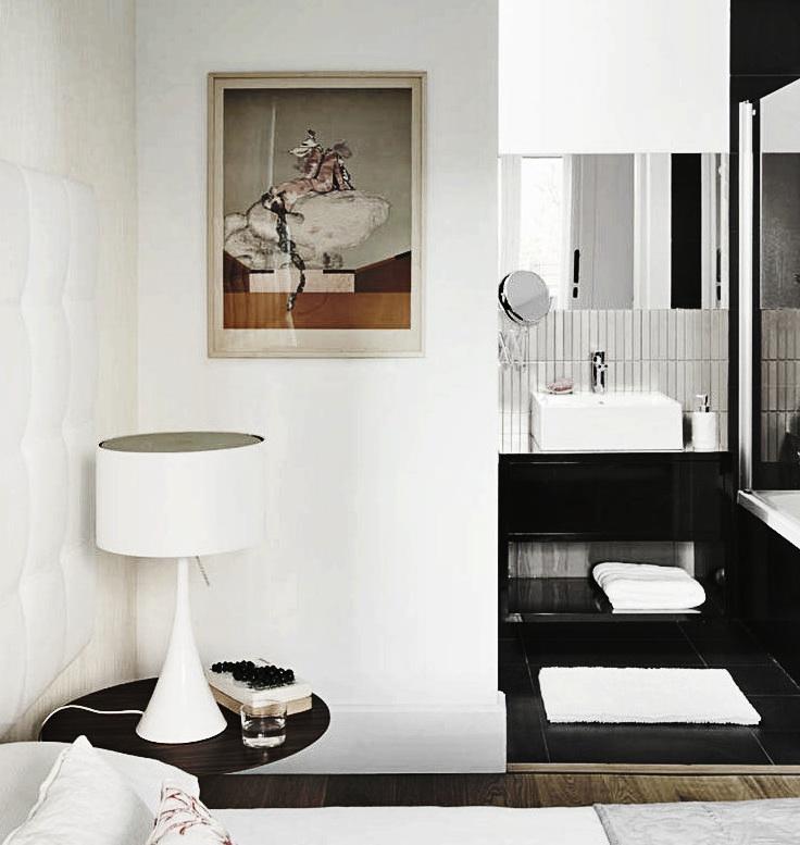 JULIETA baño y suite